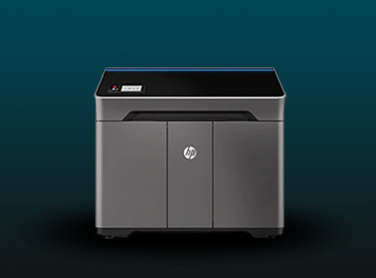 3D HP Jet Fusion 500/300 Series Couleurs